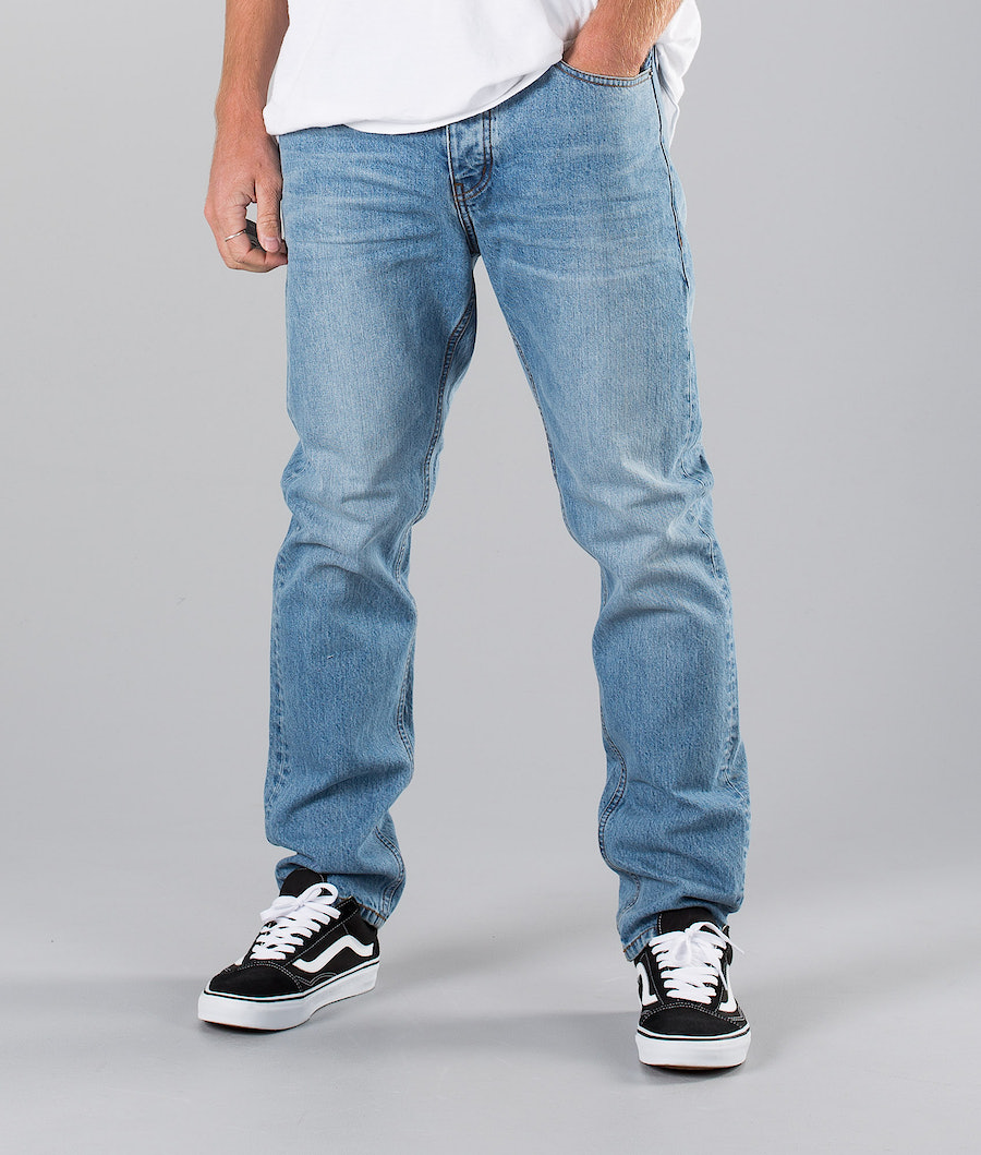 Dr Denim Gus Pants Light Blue Wash