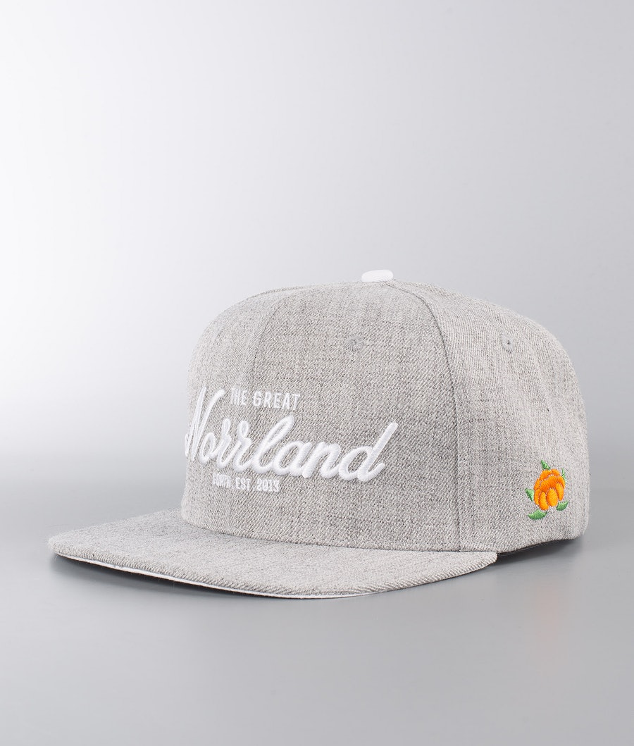 SQRTN Great Norrland Caps Grey