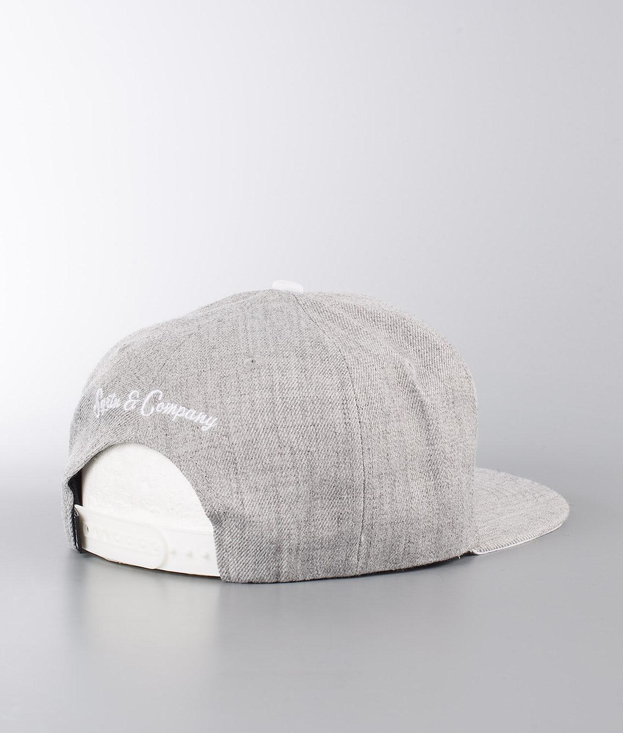 SQRTN Great Norrland Caps Grey