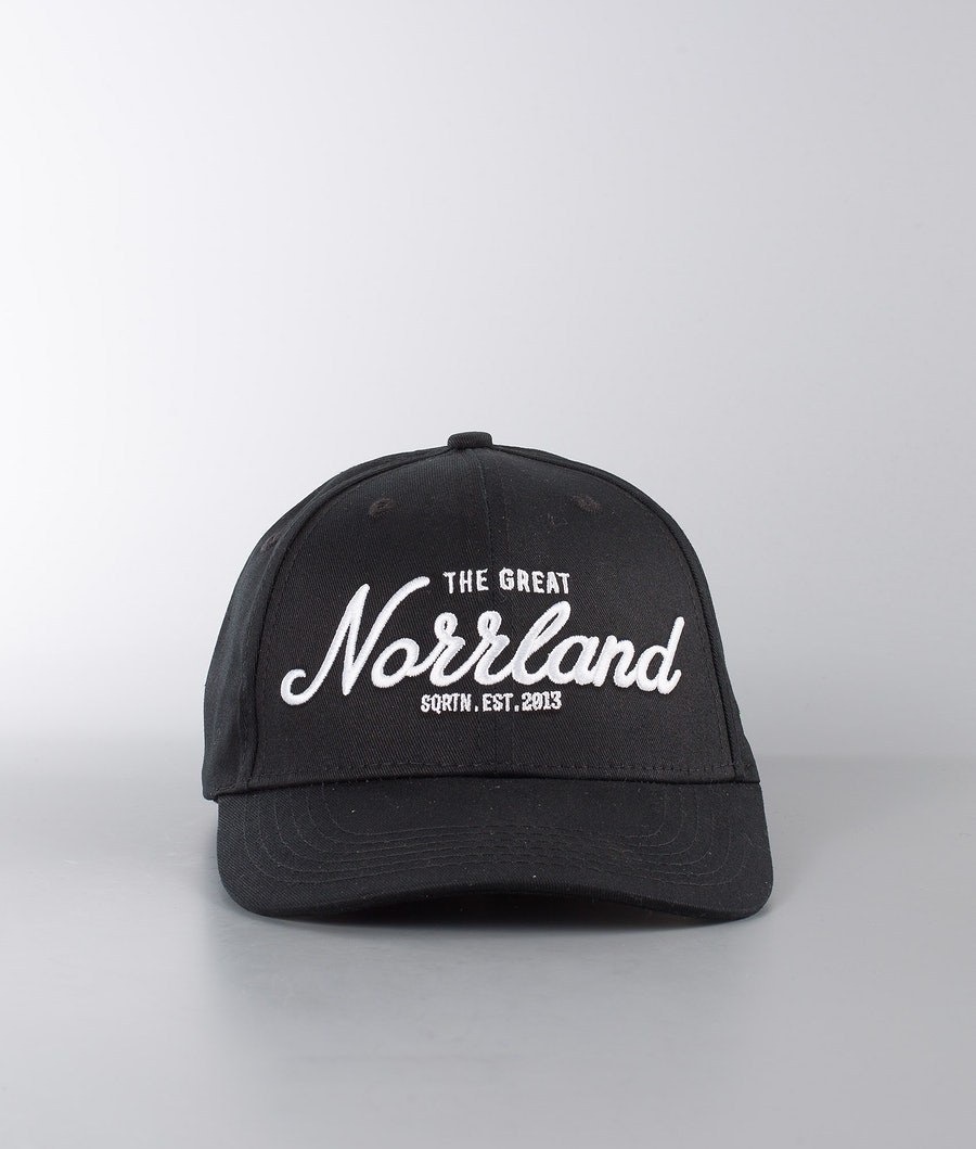 SQRTN Great Norrland Hooked Caps Black