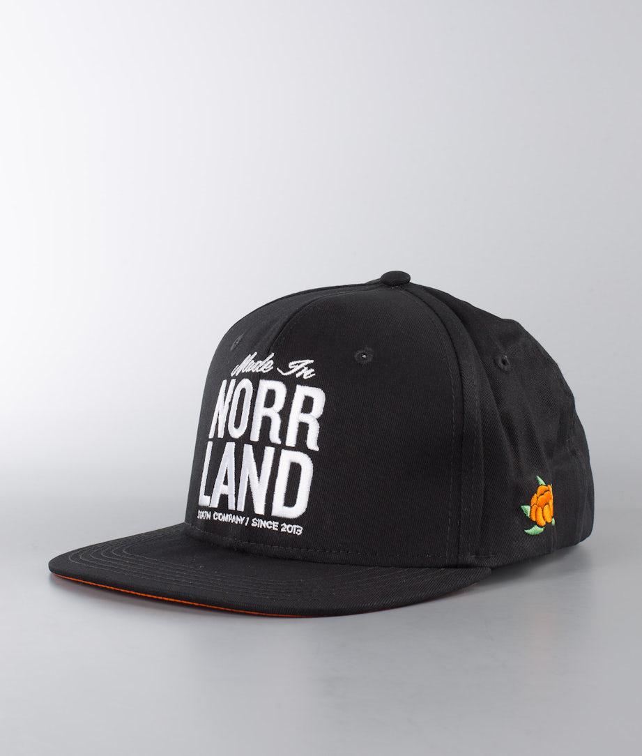 SQRTN Made In Cap Black