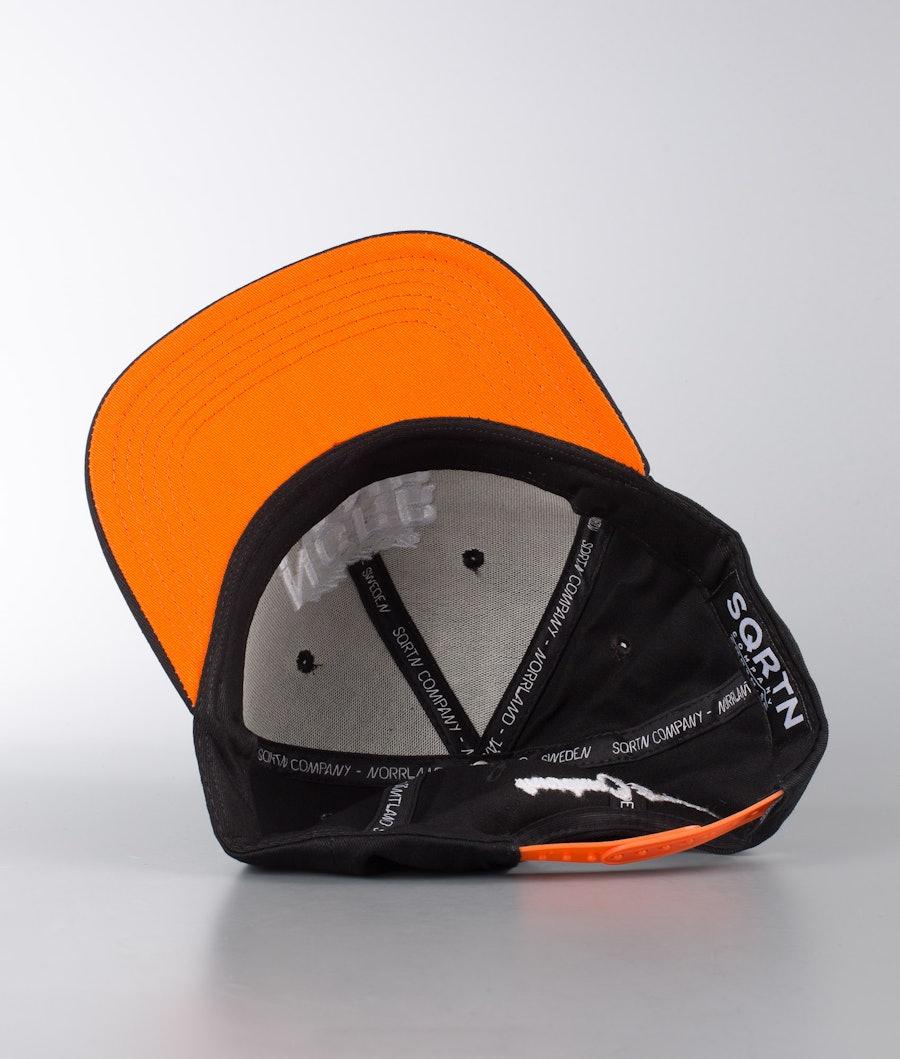 SQRTN Made In Caps Black