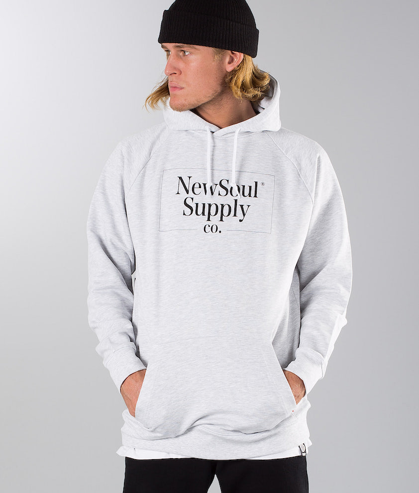 Newsoul NS Box Hood Greymelange
