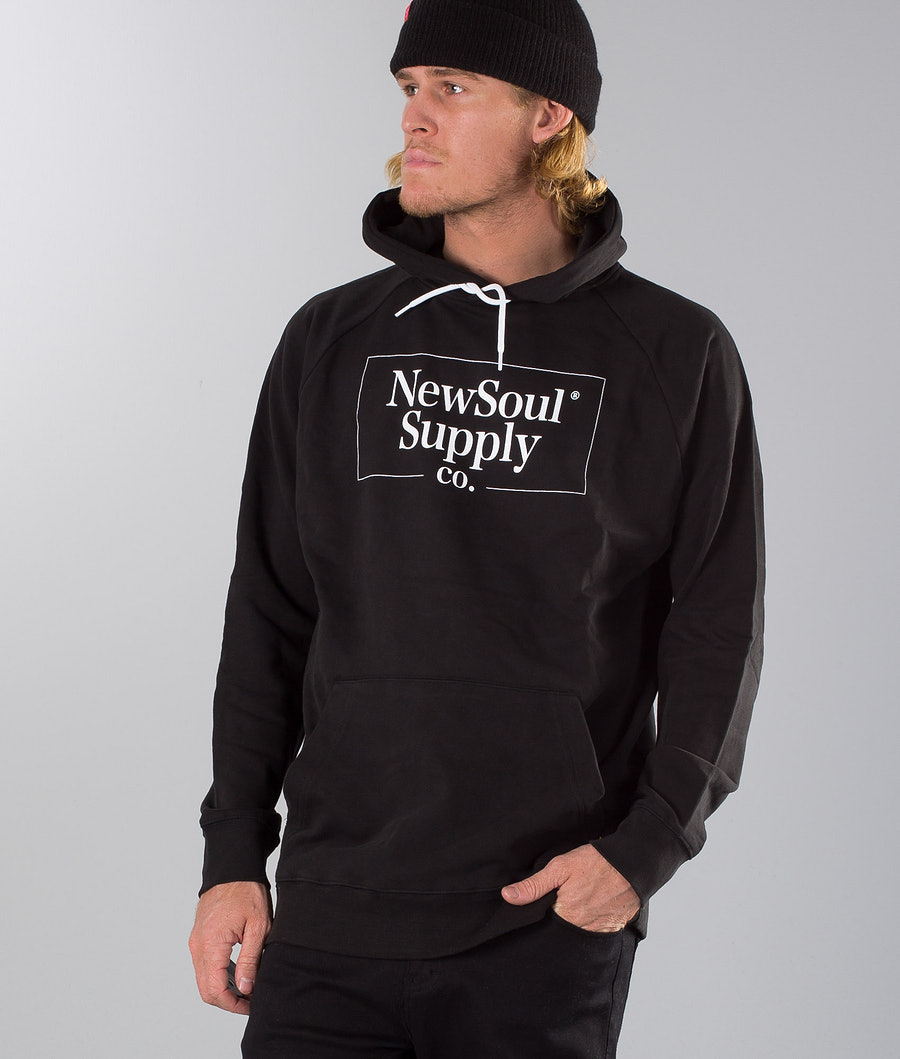 Newsoul NS box Hood Black