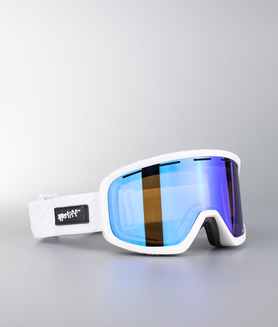 Appertiff DWG Skidglasögon Artic White