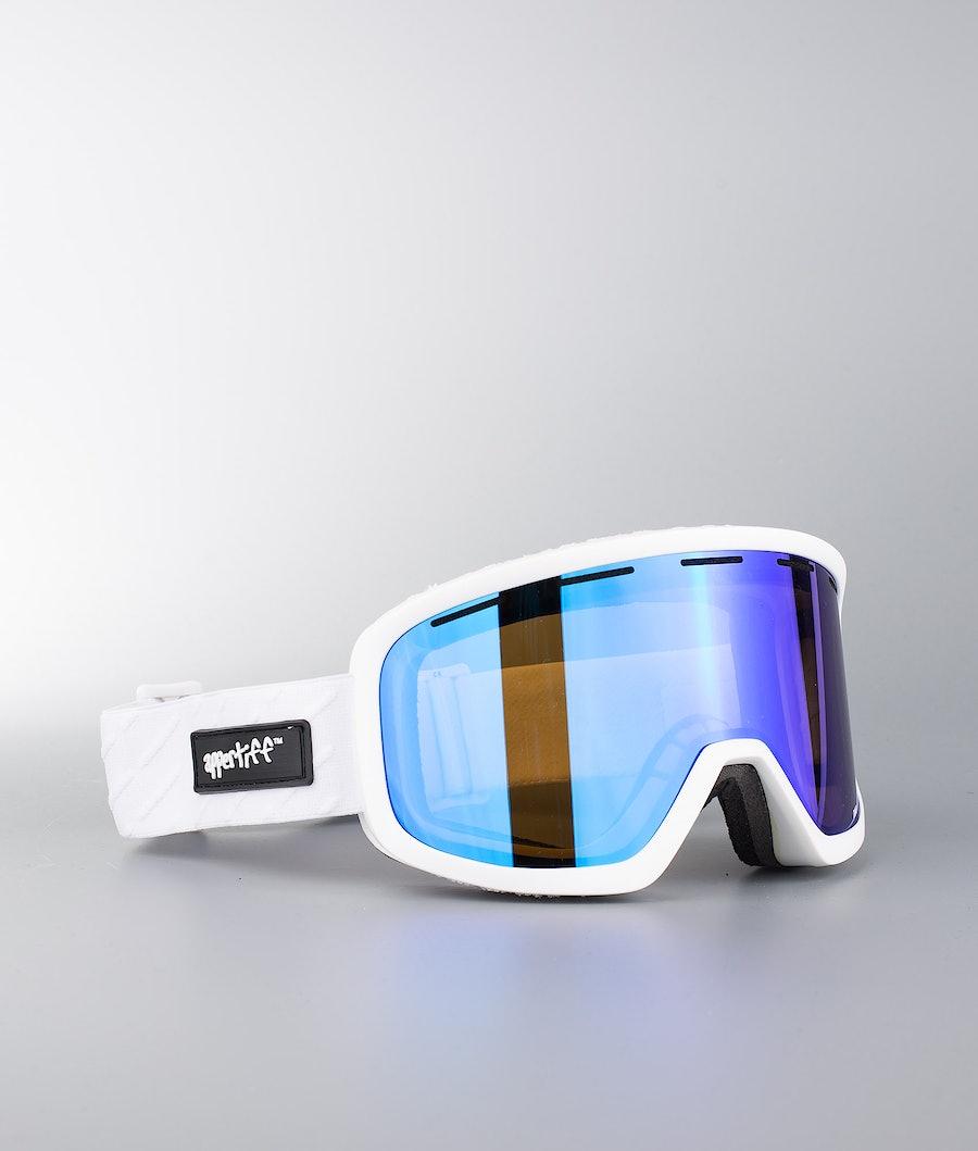 Appertiff DWG Masque de ski Artic White