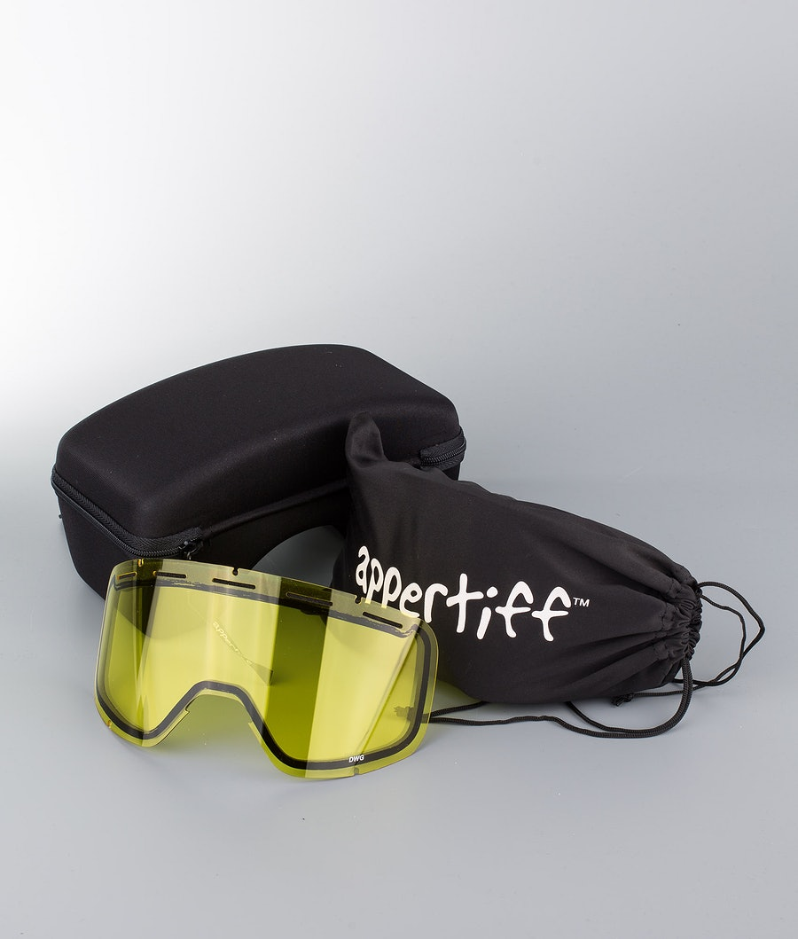 Appertiff DWG Skibriller Artic White
