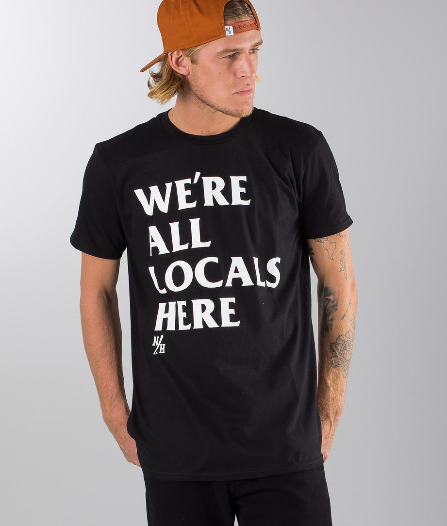 Northern Hooligans All Locas (FSDT)s T-shirt Black