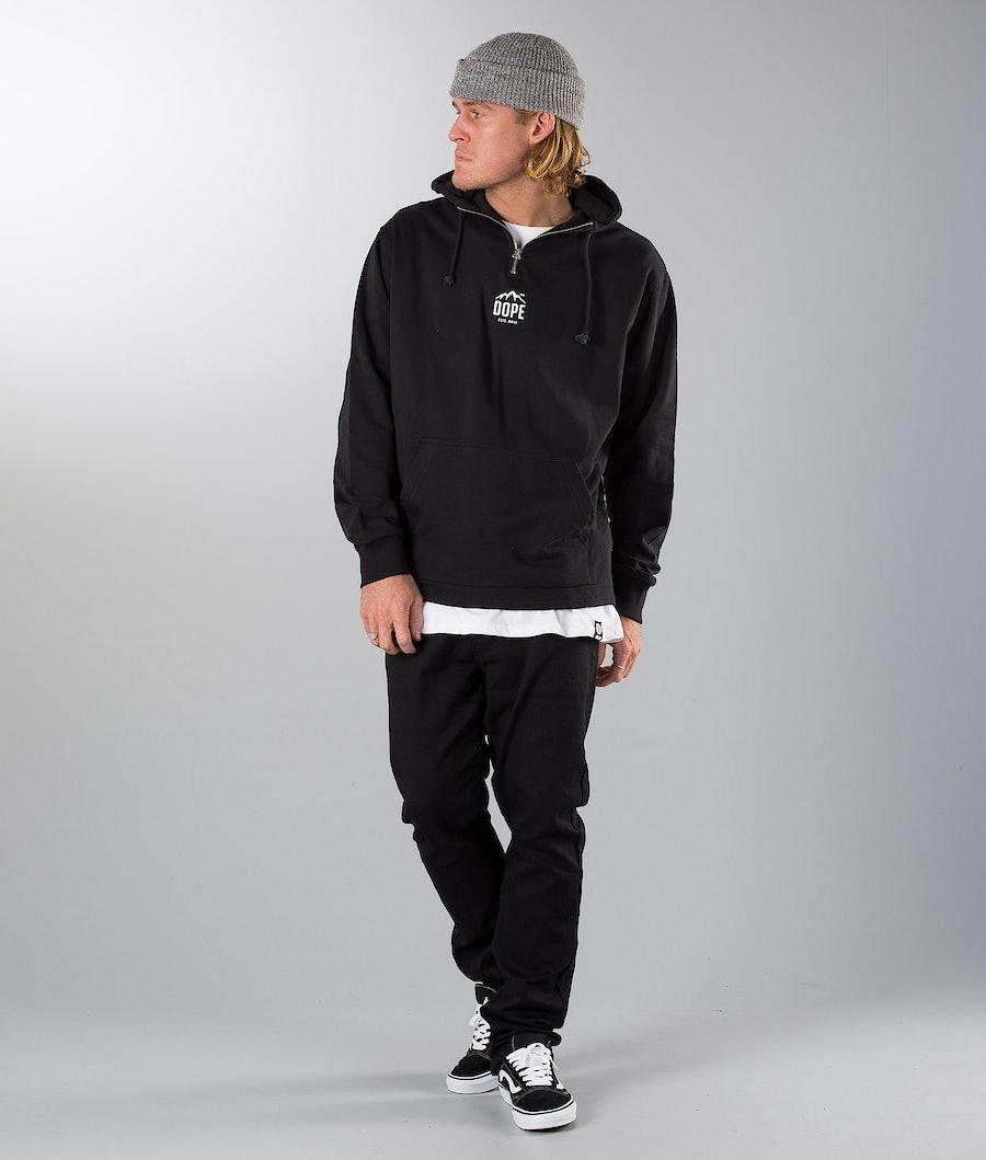 Dope STU Hood Black