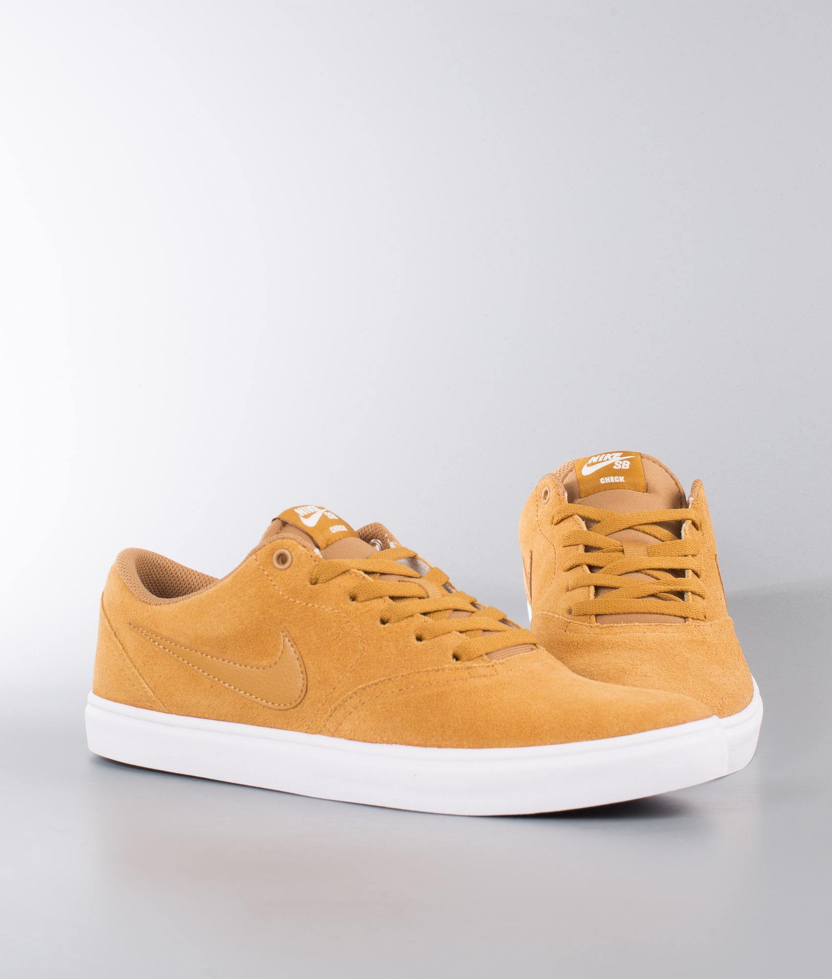 Nike Check Solar Shoes Wheat/Wheat