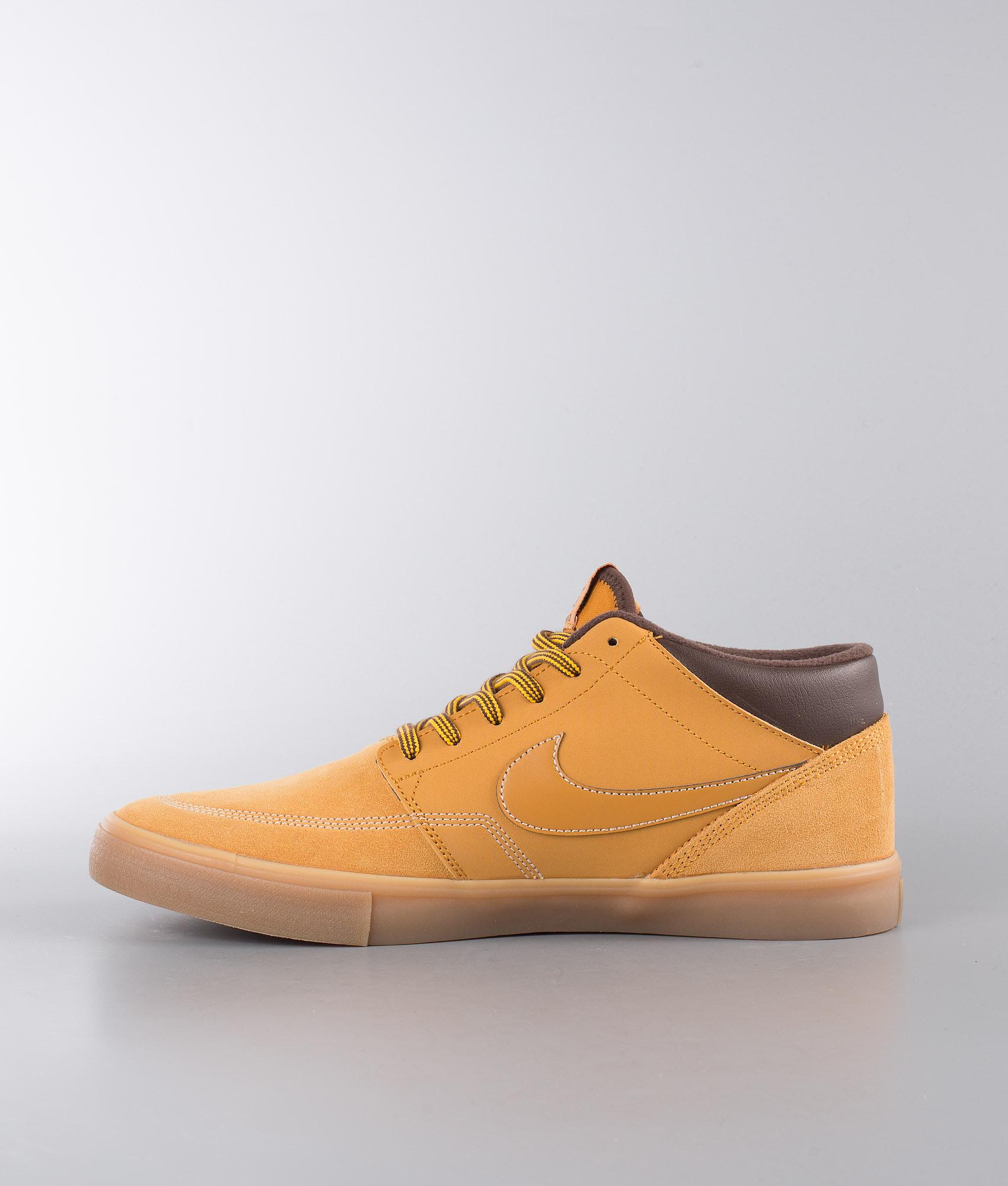 c28a63008e Nike Portmore Ii Slr M Bota Shoes Bronze/Bronze-Gum Light Brown ...