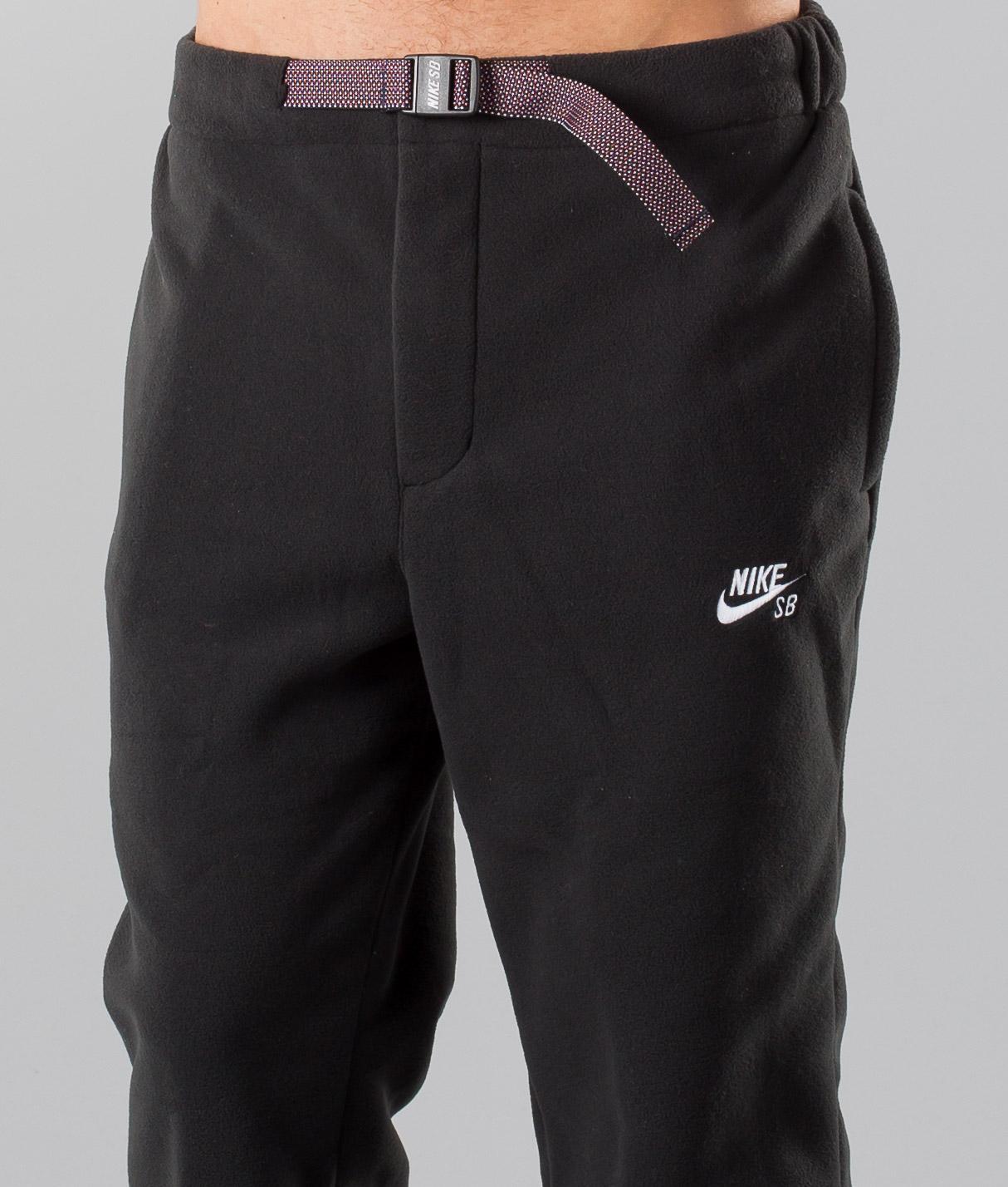 Nike SB Novelty Fleece Housut BlackSail Ridestore.fi