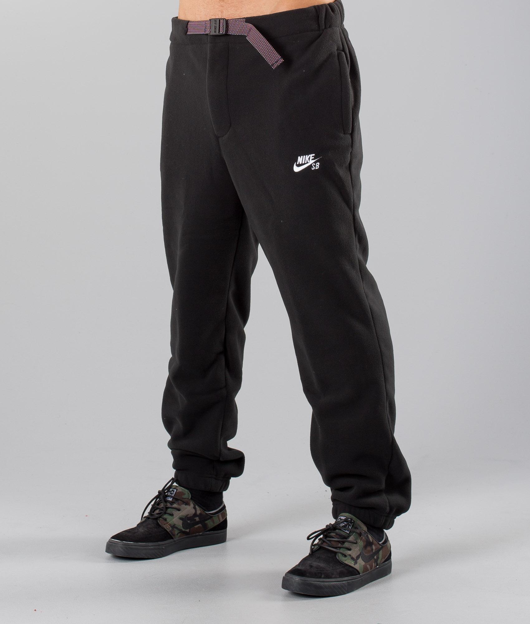Blackwhite Pantaloni Nike Polartec it Ridestore Sb tww1EqF