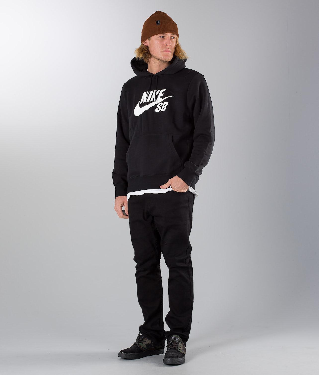 Kjøp SB Icon Hoodie Po Essnl Hood fra Nike på Ridestore.no - Hos oss har du alltid fri frakt, fri retur og 30 dagers åpent kjøp!