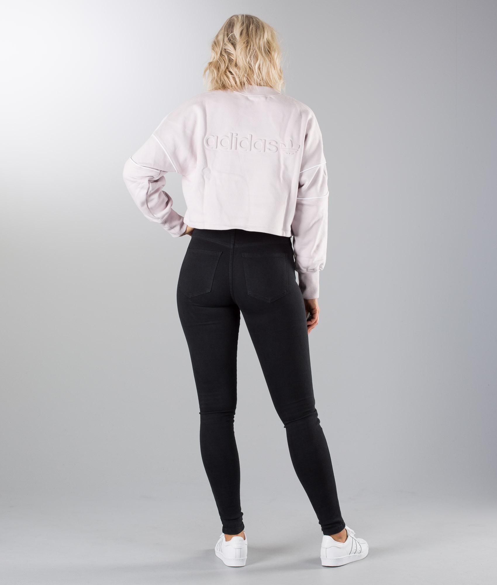 Adidas Originals Sweatshirt Gensere Ice Purple Ridestore