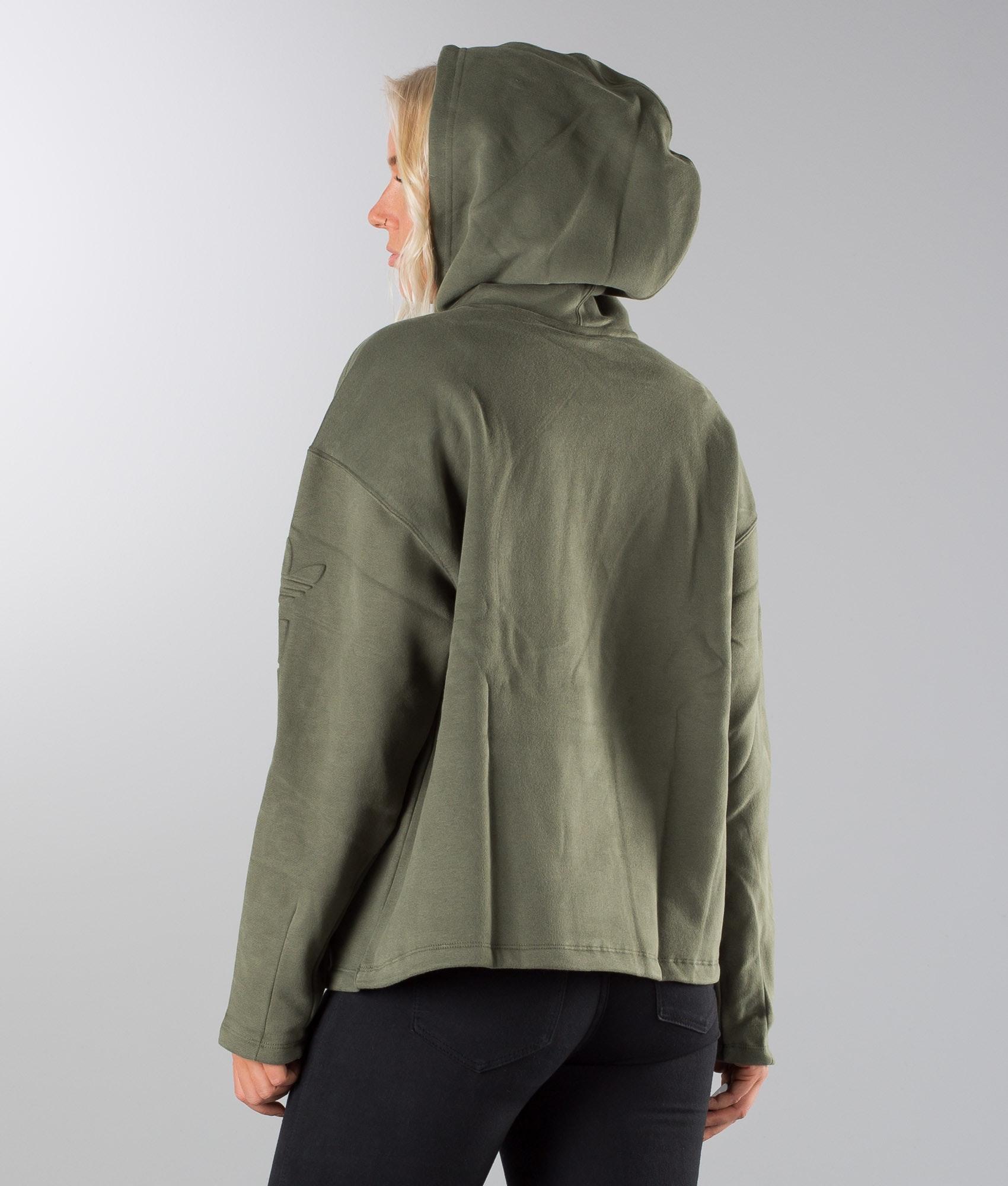 Adidas Originals Hoodie Hood Base Green Ridestore Com
