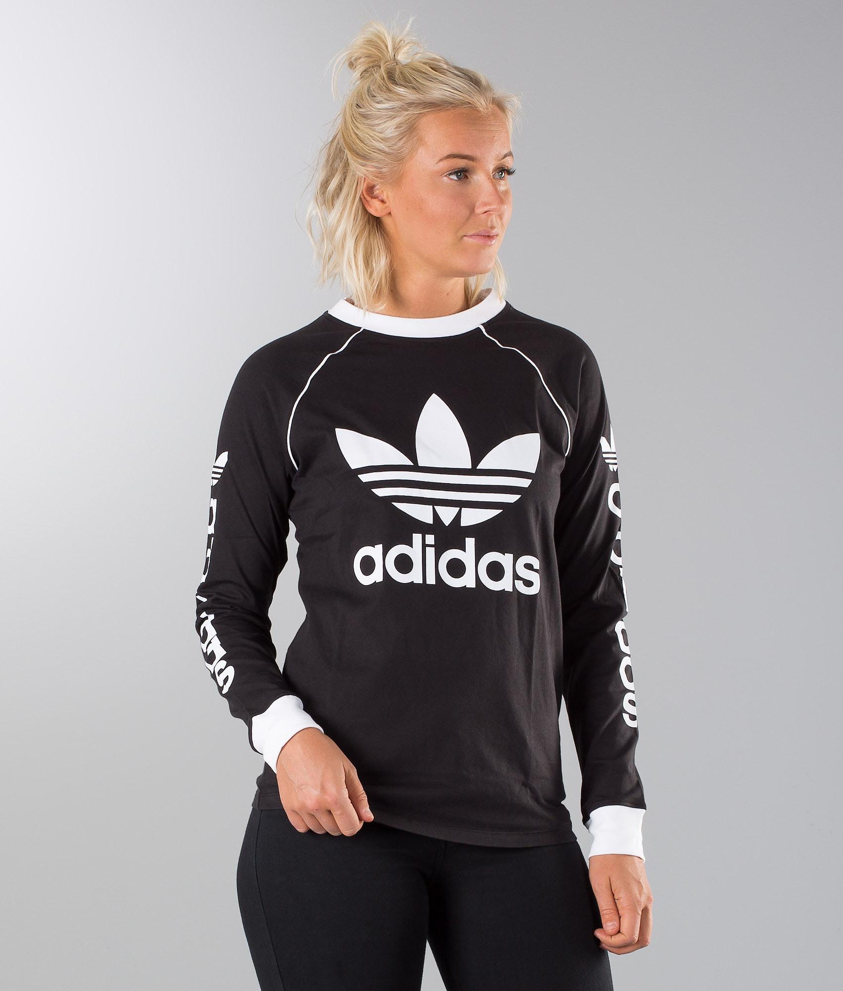 c428d47e8 Adidas Originals OG Longsleeve Black - Ridestore.com
