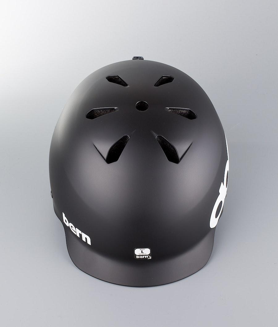 Bern Watts Dope Classic Eps Boa Ski Helmet Matt Black