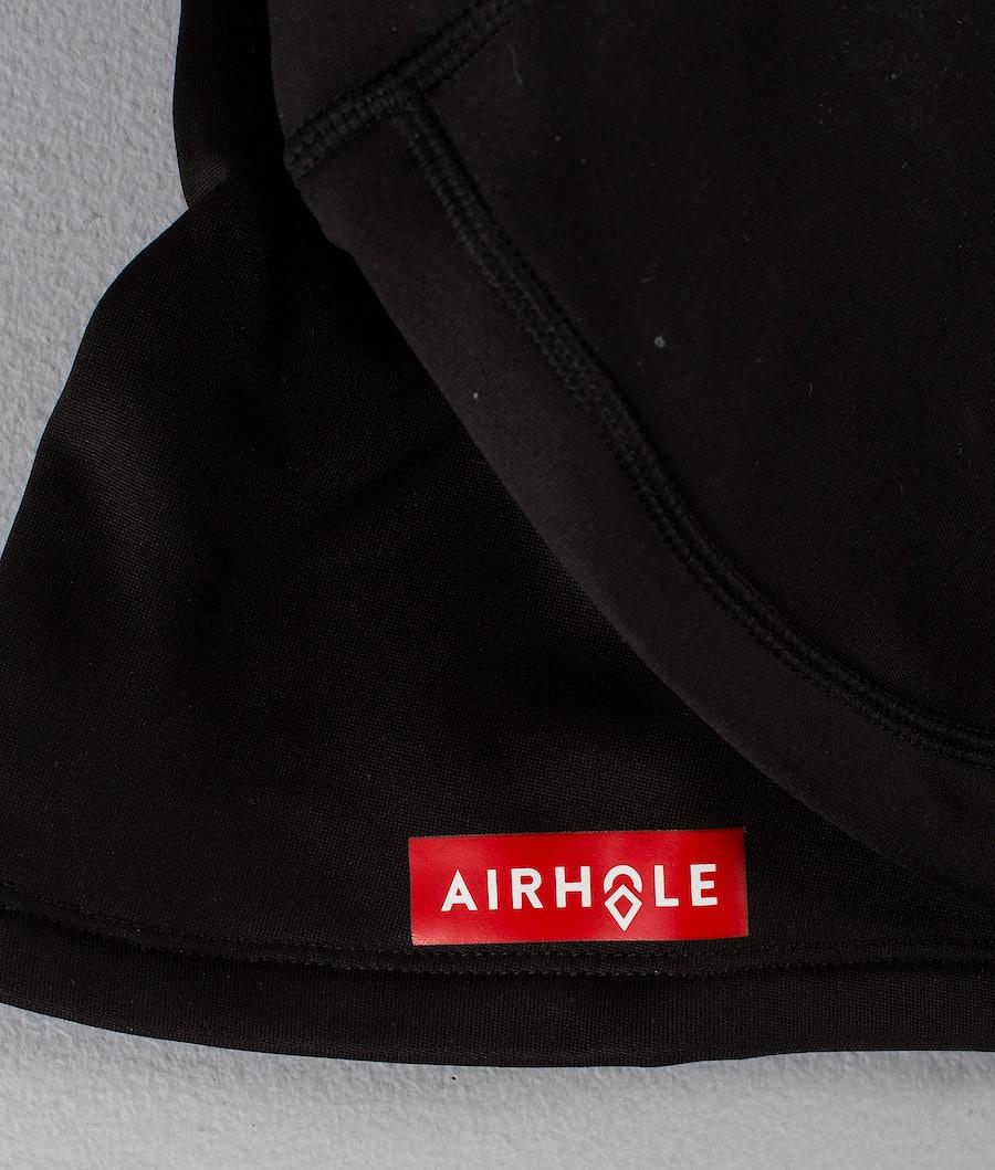 Airhole Airhood Polar Ansiktsmask Black