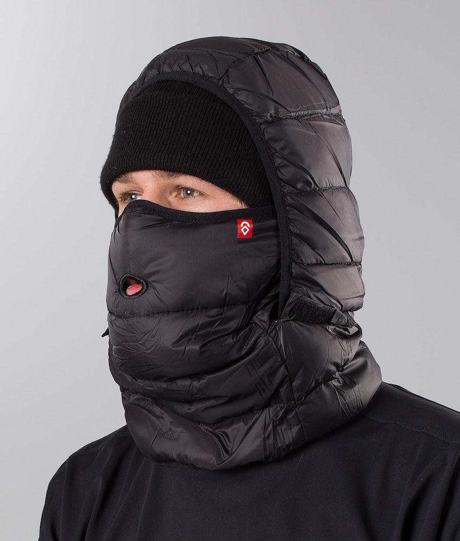 Airhole Airhood Packable Ansiktsmask Black