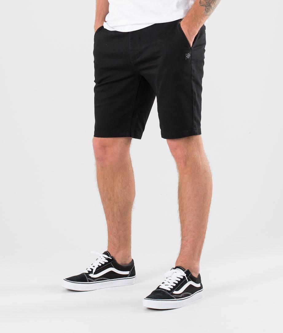 Dope Valdez Shorts Black