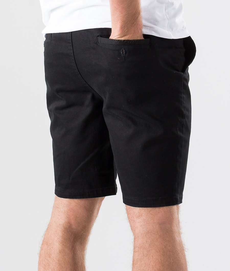 Dope Valdez Shorts Black