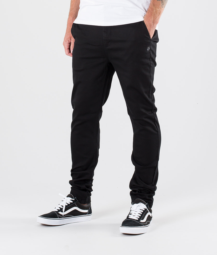 Dope Valdez Pants Black