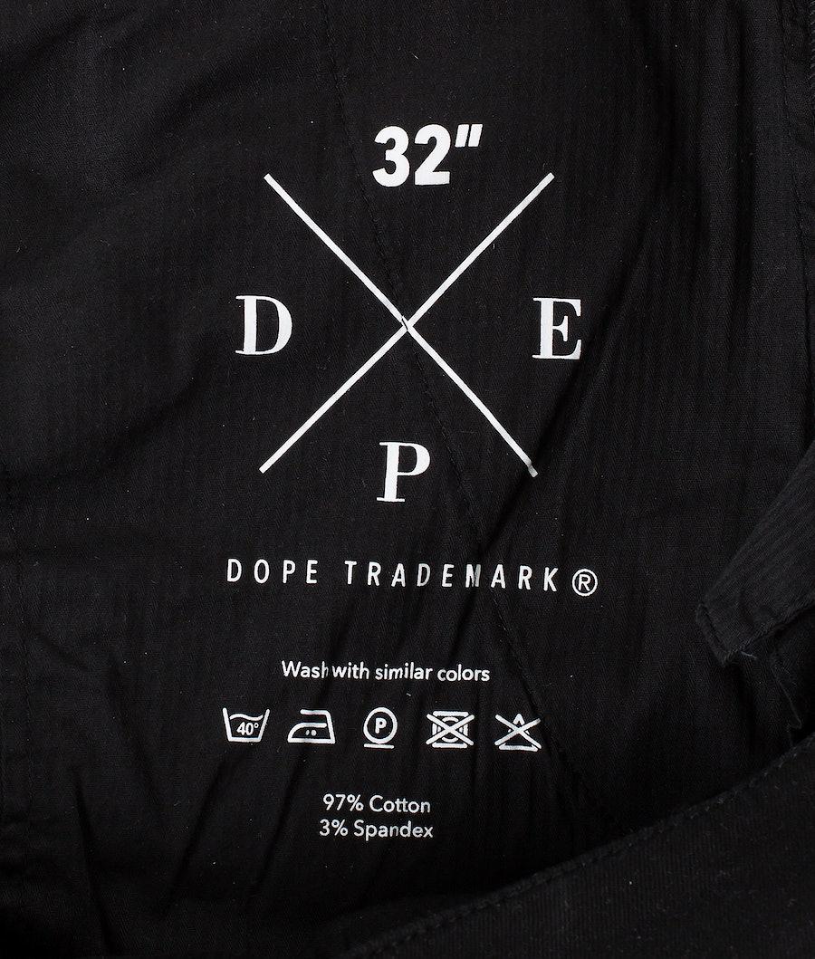 Dope Valdez Bukser Black