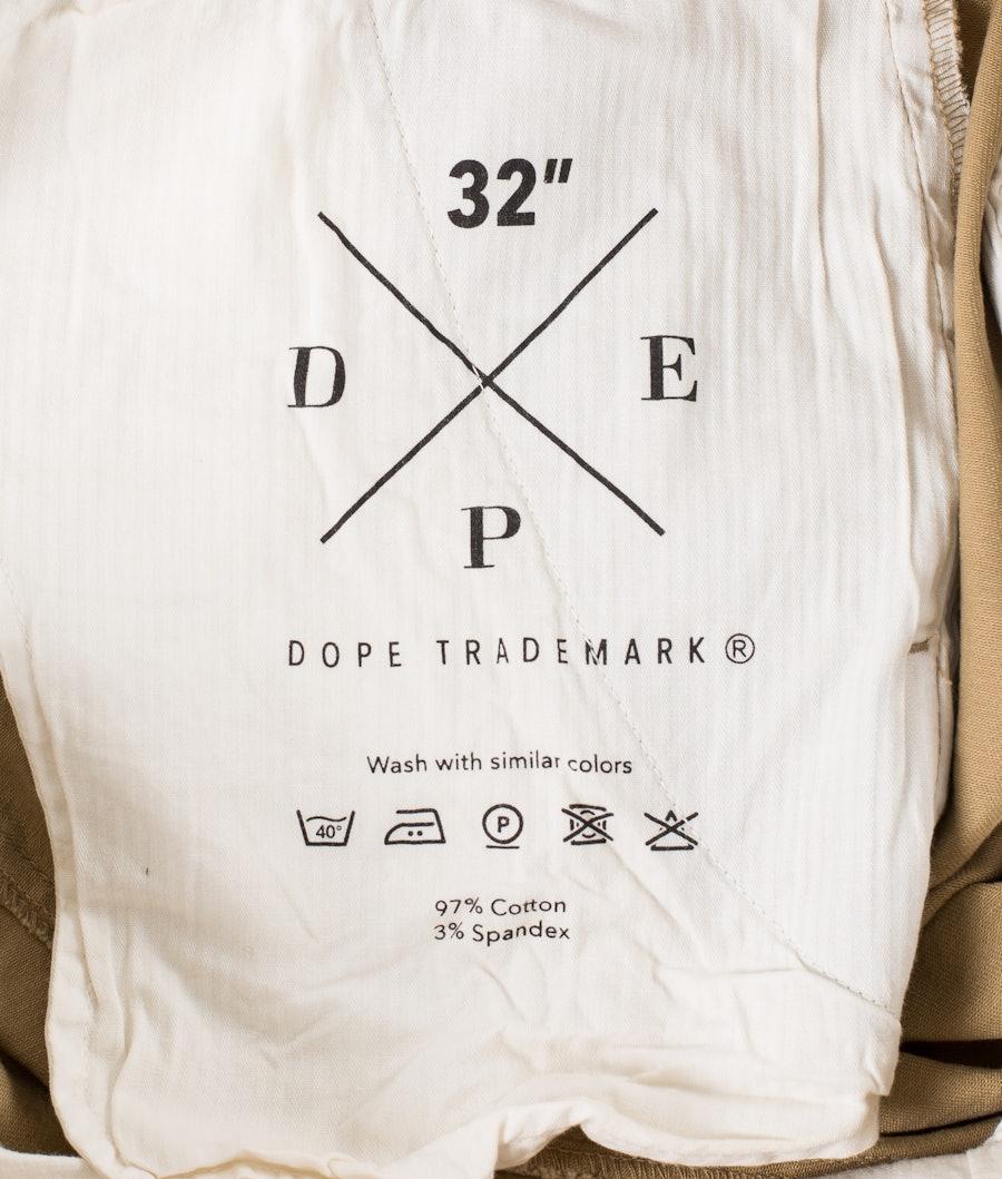 Dope Valdez Bukser Khaki