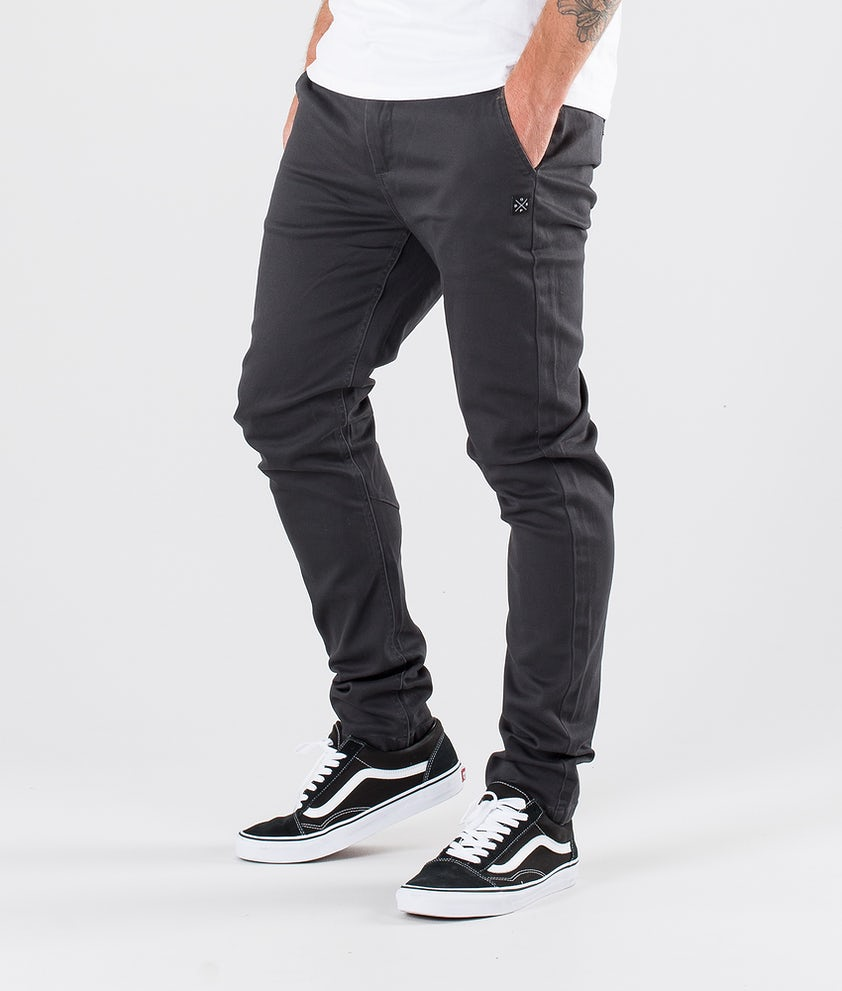 Dope Valdez Pantalon Dark Grey