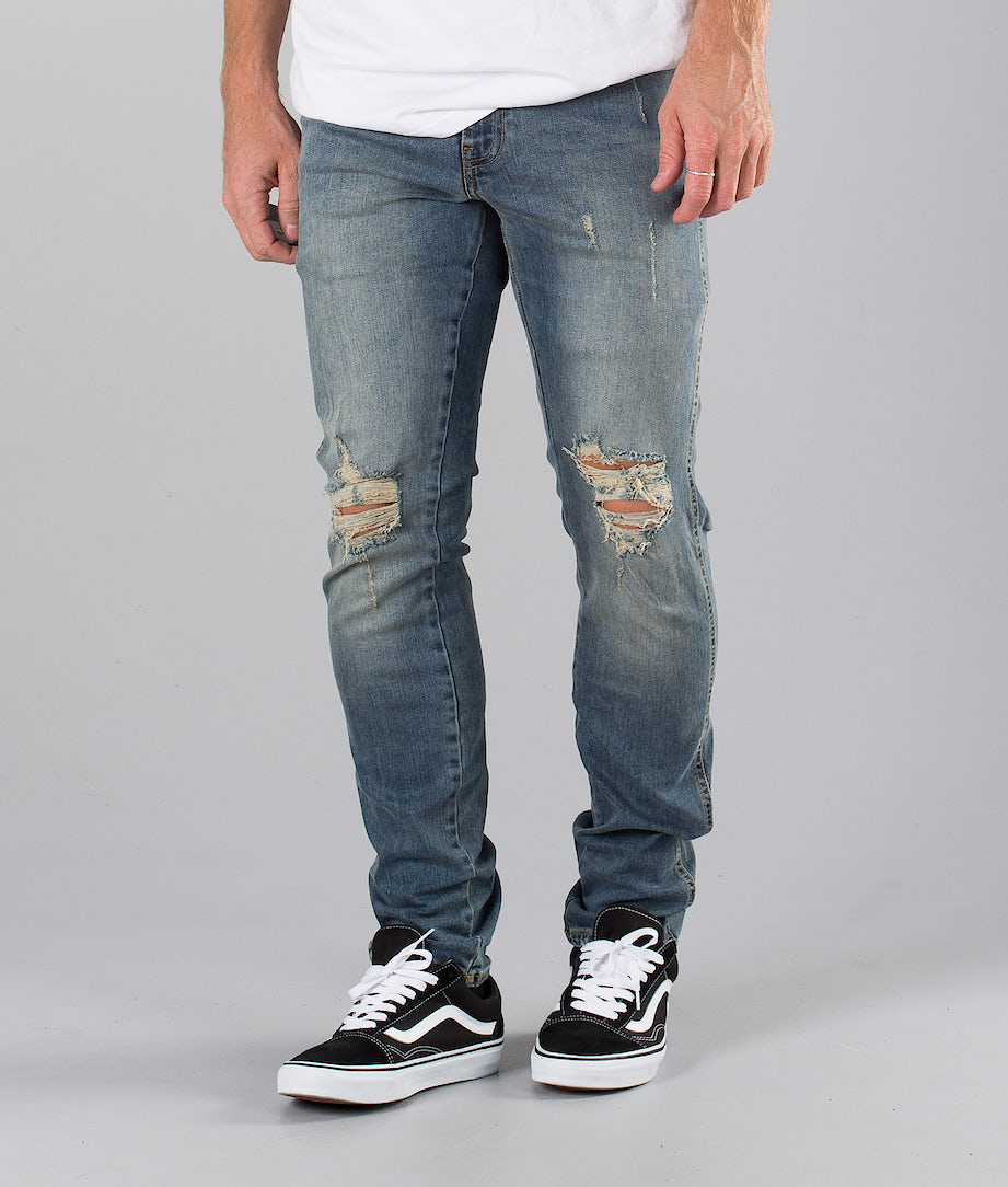 Dr Denim Snap                 Hosen Light Old Destroy