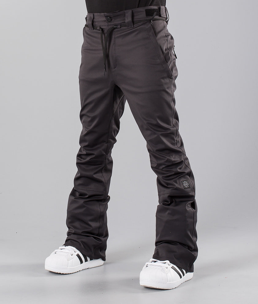 Dope Tiger Snowboardbukse Dark Grey