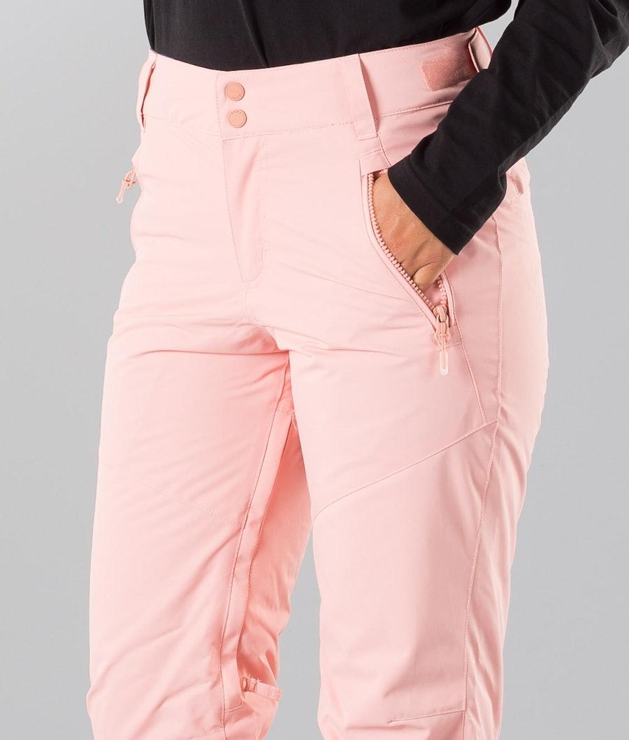 Roxy Winterbreak Pantalon de Snowboard Femme Coral Cloud