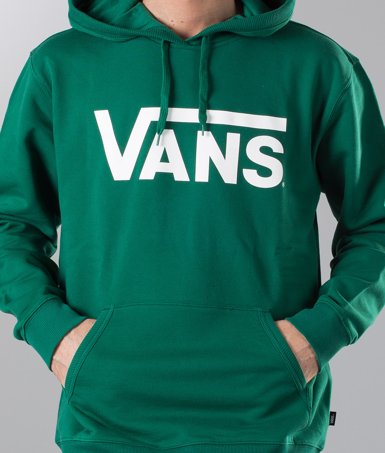 8bed9452a Vans Classic Pullover Hoodie Evergreen - Ridestore.com