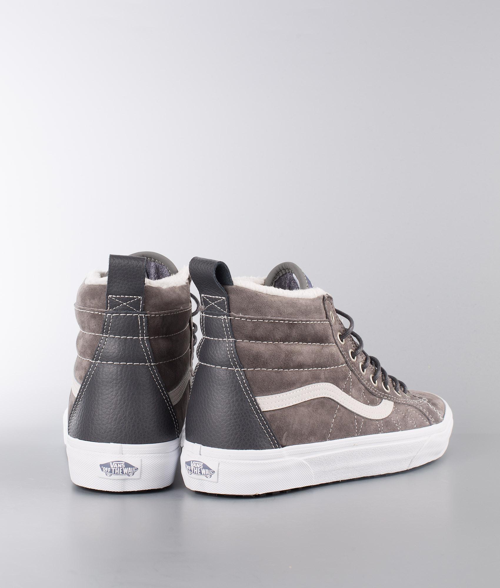 4888fda3a033 Vans Sk8-Hi Mte Shoes (Mte) Pewter Asphalt - Ridestore.com