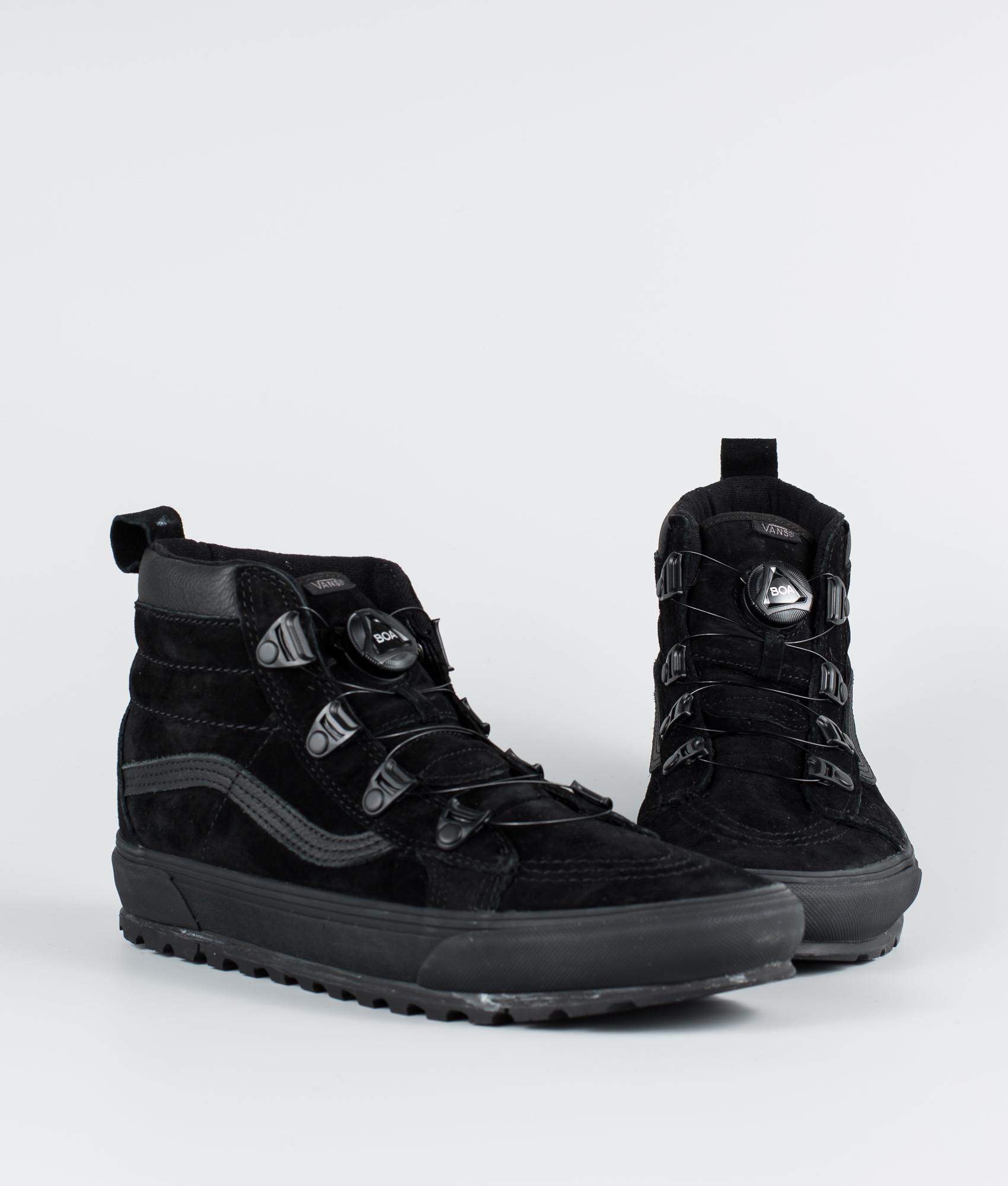 Vans Sk8-Hi Mte Boa Shoes (Mte) Black
