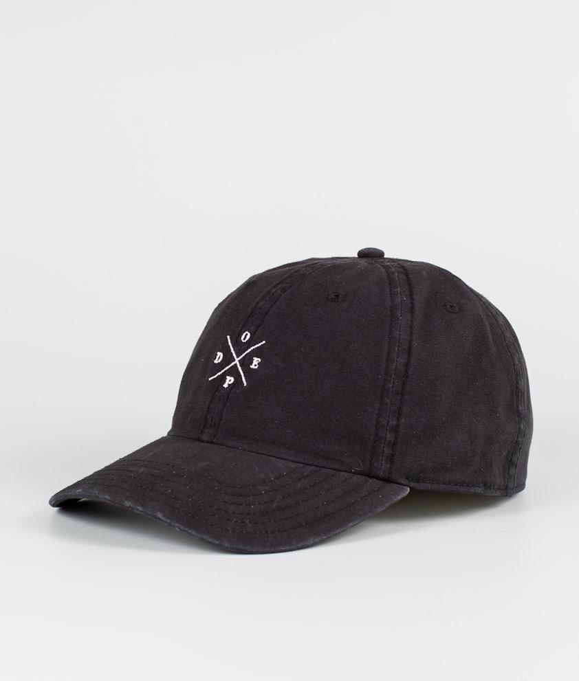 Dope OG Caps Black