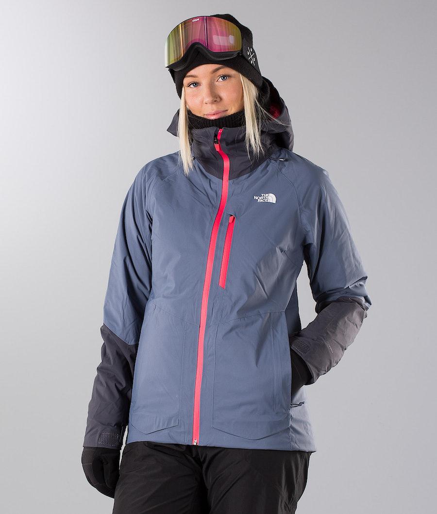 The North Face Sickline Snowboard Jacket Periscopegrey/Grisaillegrey