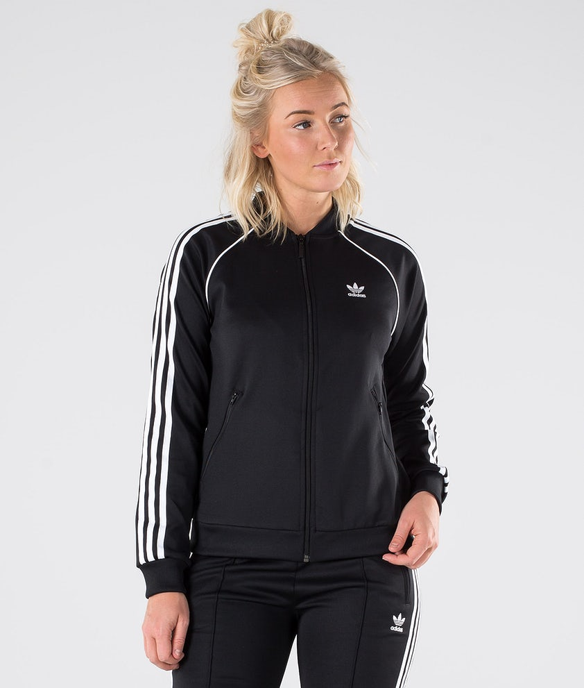 Adidas Originals Sst Tt Jakke Black