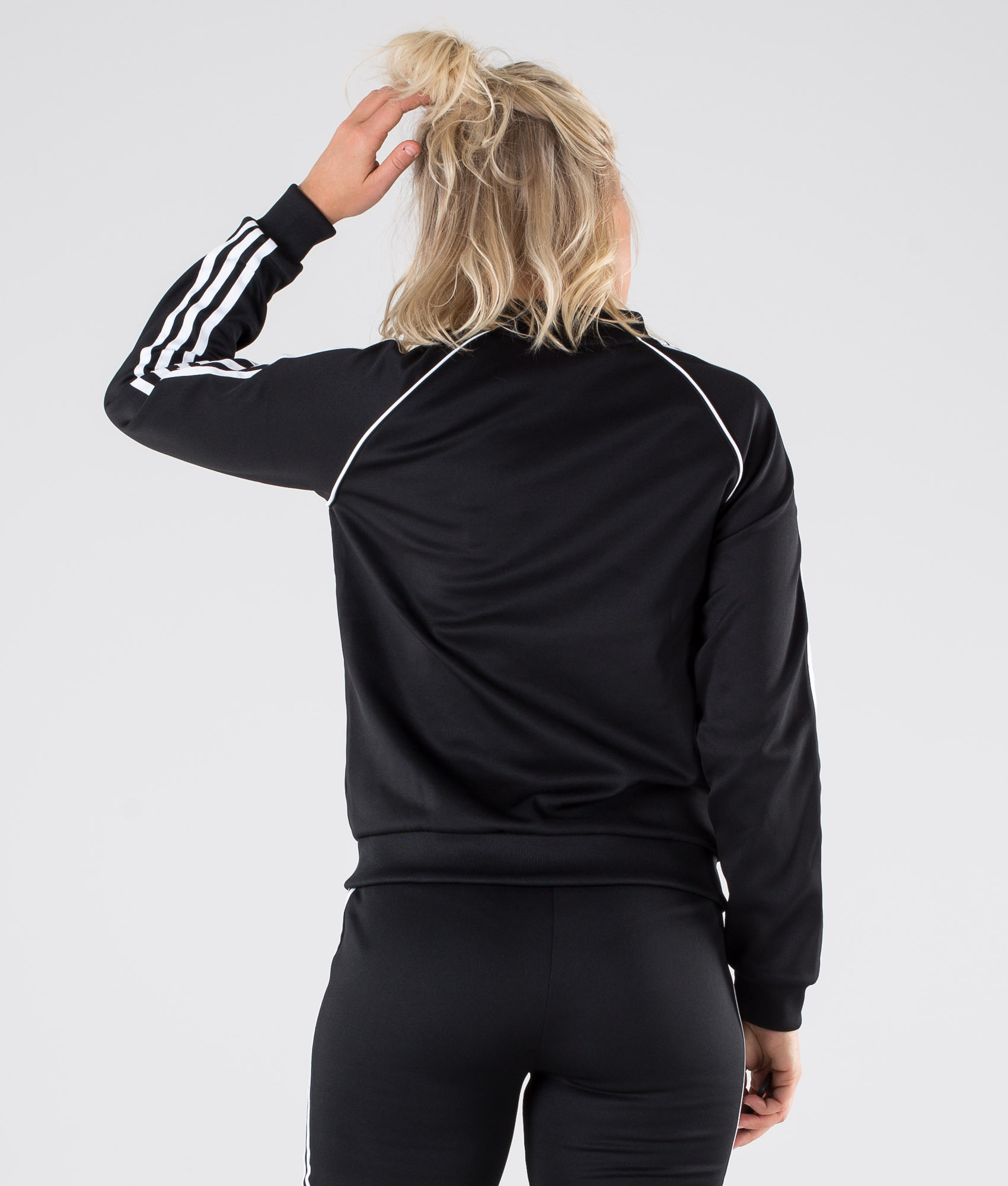 Adidas Originals Sst Tt Jacke Black