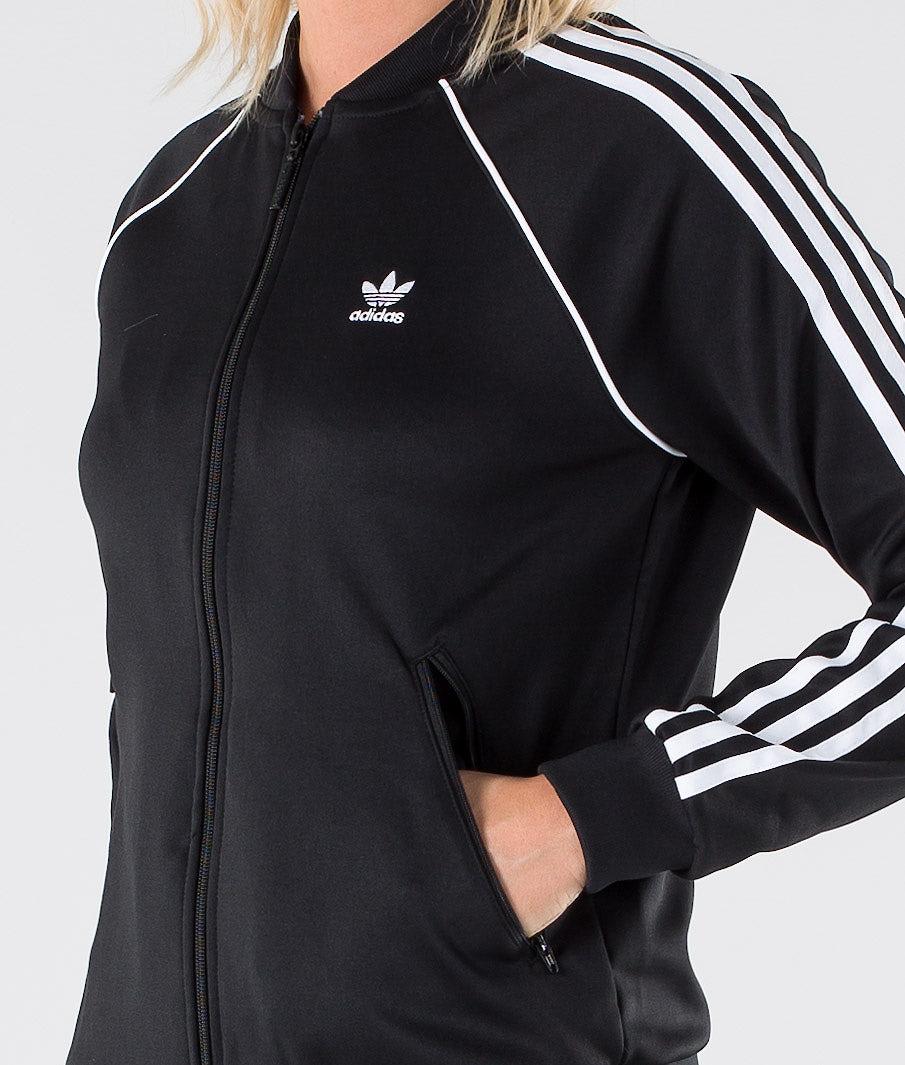 Adidas Originals Sst Tt Jakke Black