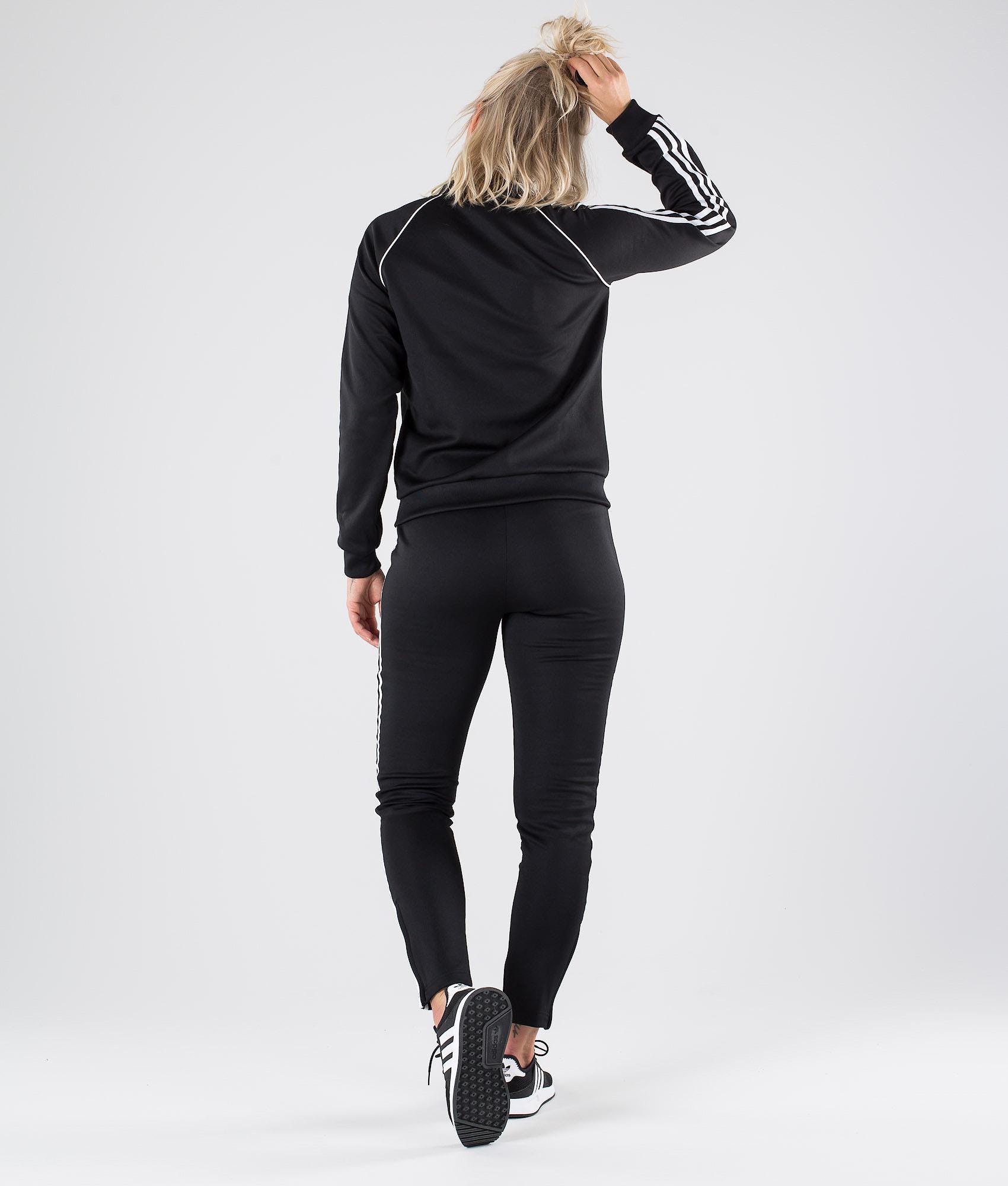 0ec4d987 Adidas Originals Sst Tt Jakke Black - Ridestore.no