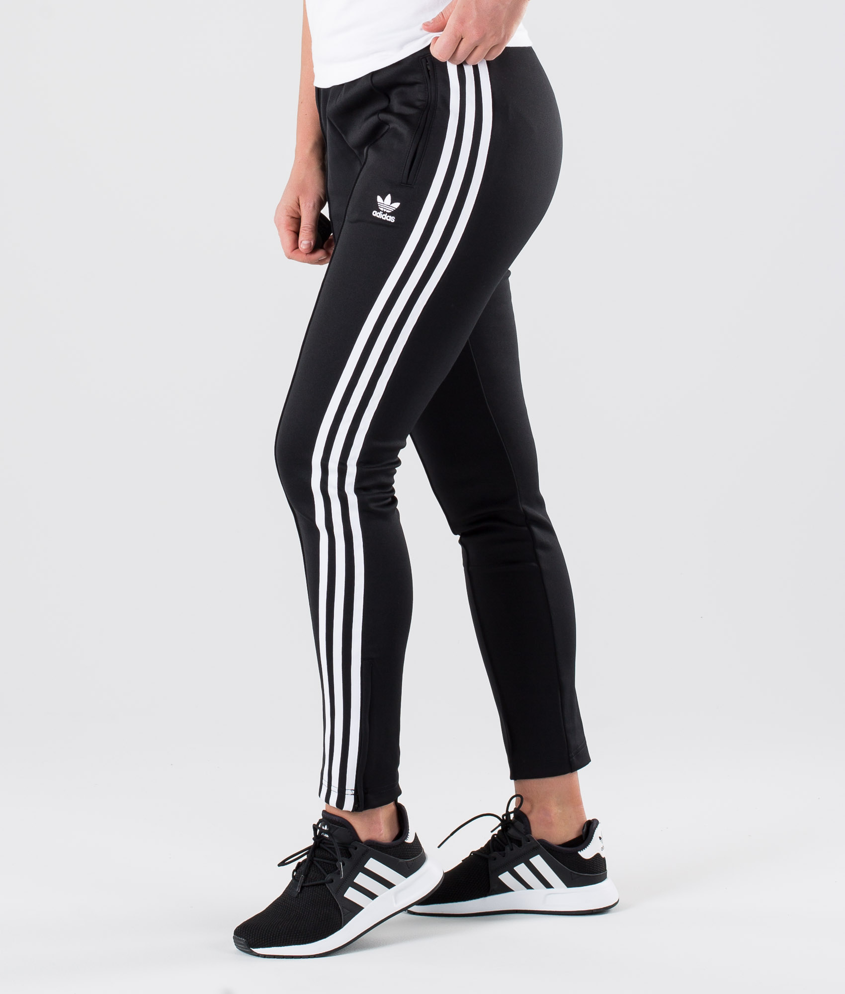 Adidas Originals Sst Tp Broek Black
