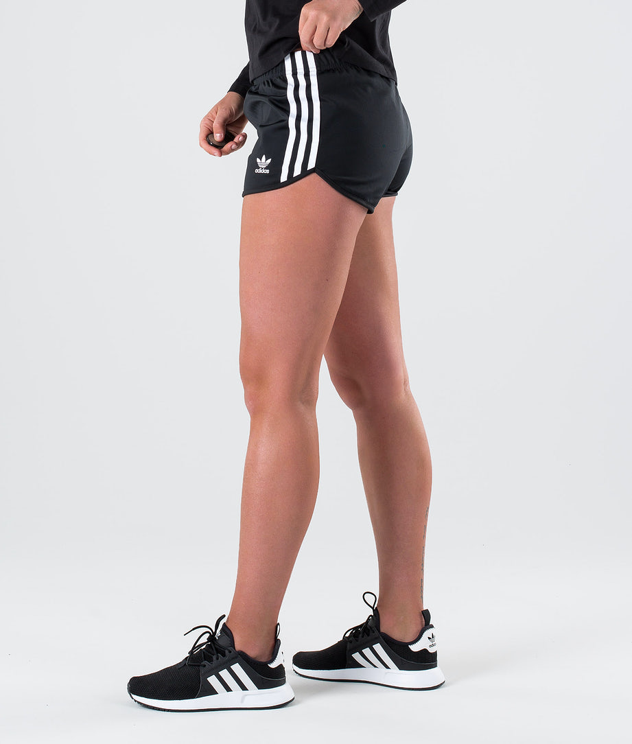 Adidas Originals 3 Stripes  Shorts Black