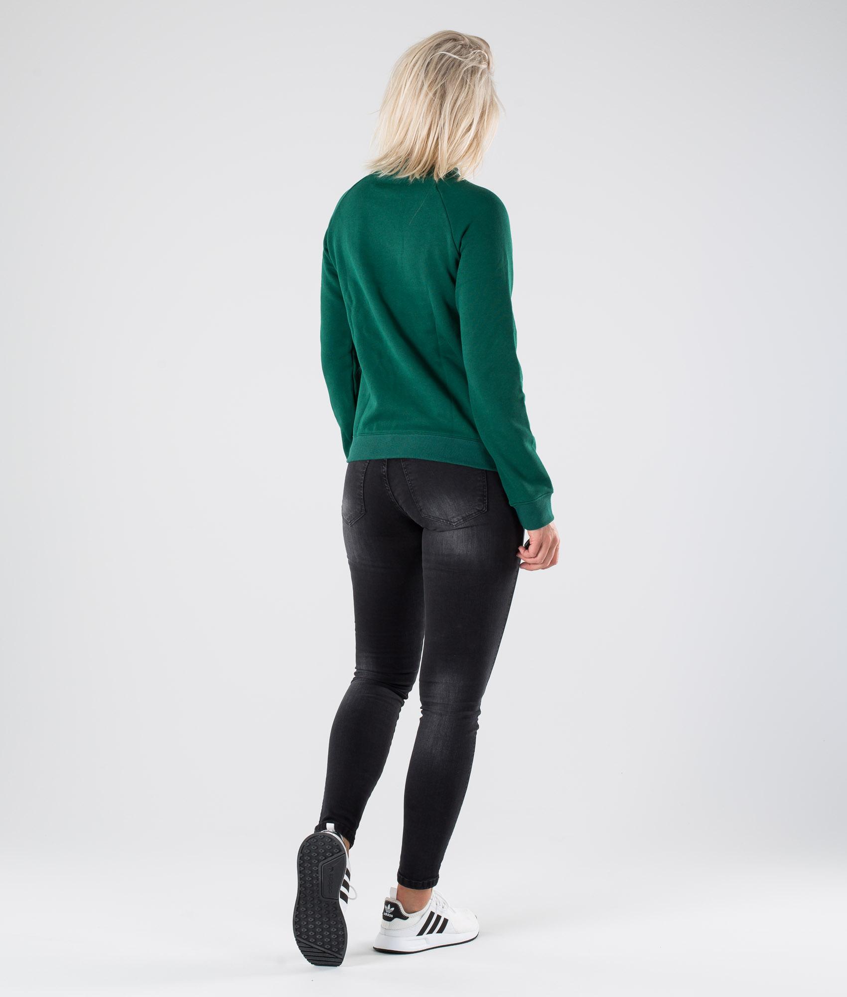Adidas Originals Trefoil Sweatshirt Collegiate Green