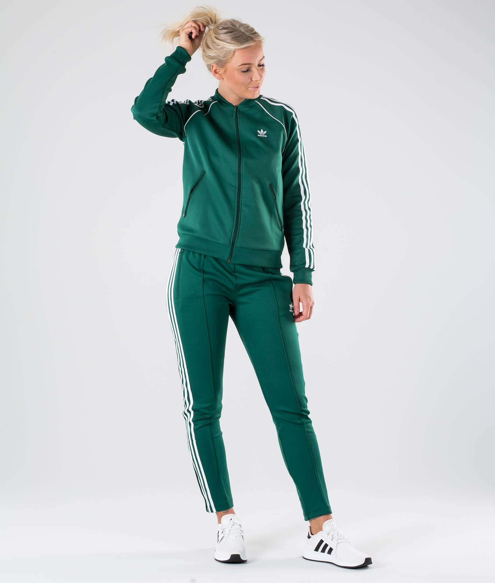 Adidas Originals Sst Tt Jacke Collegiate Green