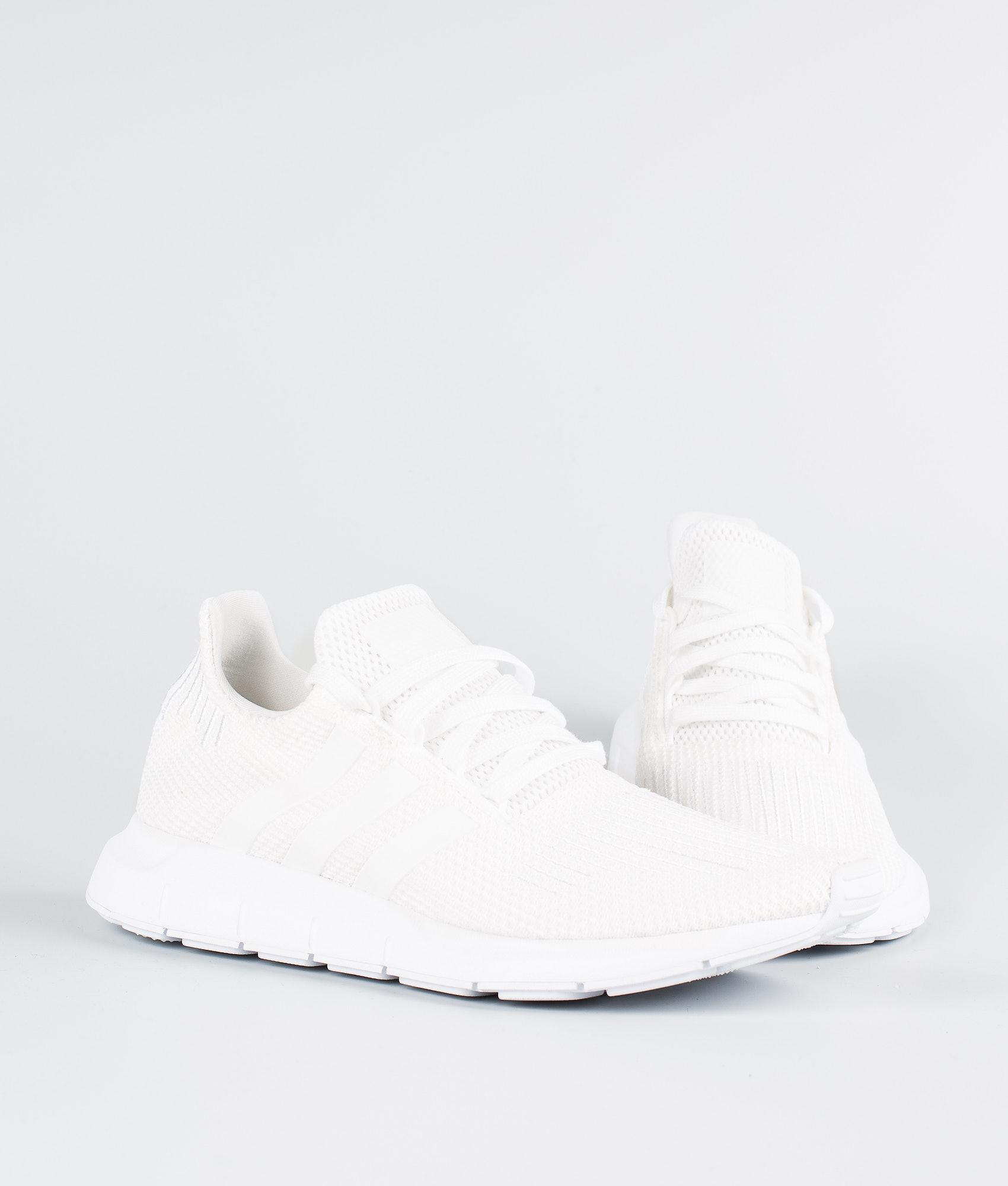acbc226d417 Adidas Originals Swift Run Shoes Ftwr White Ftwr White Core Black ...
