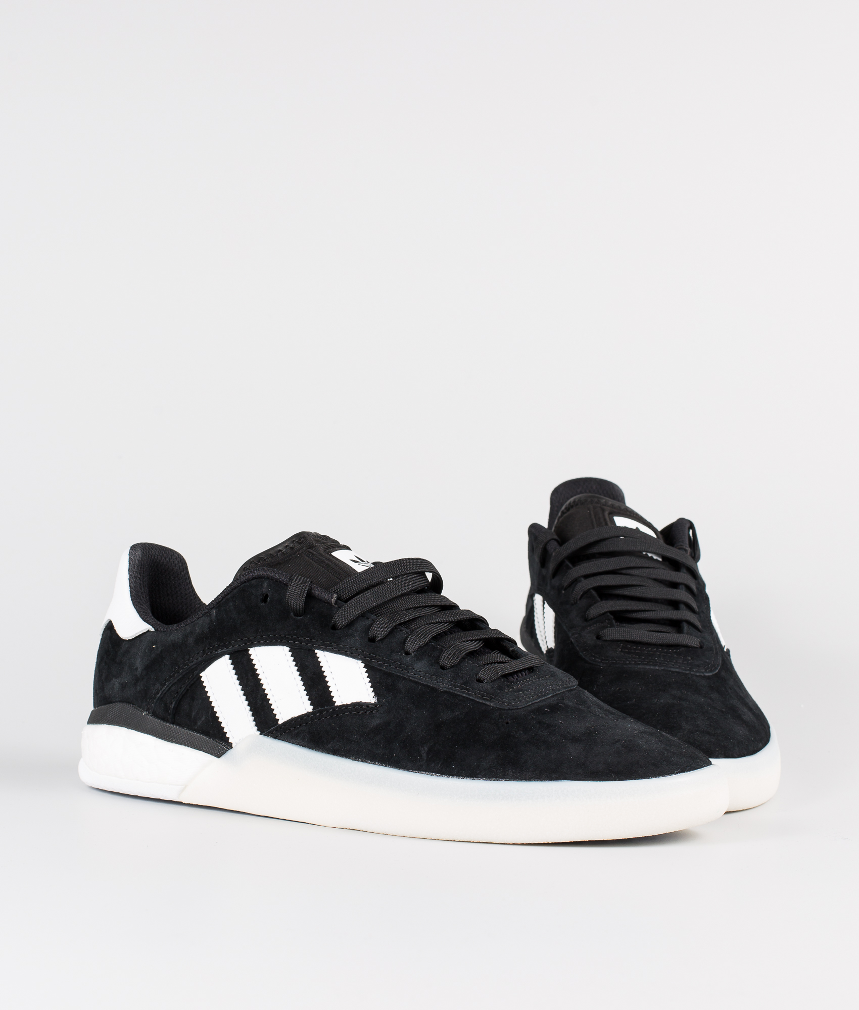 Adidas Skateboarding 3St.004 Sko Core BlackFtwr WhiteCore Black