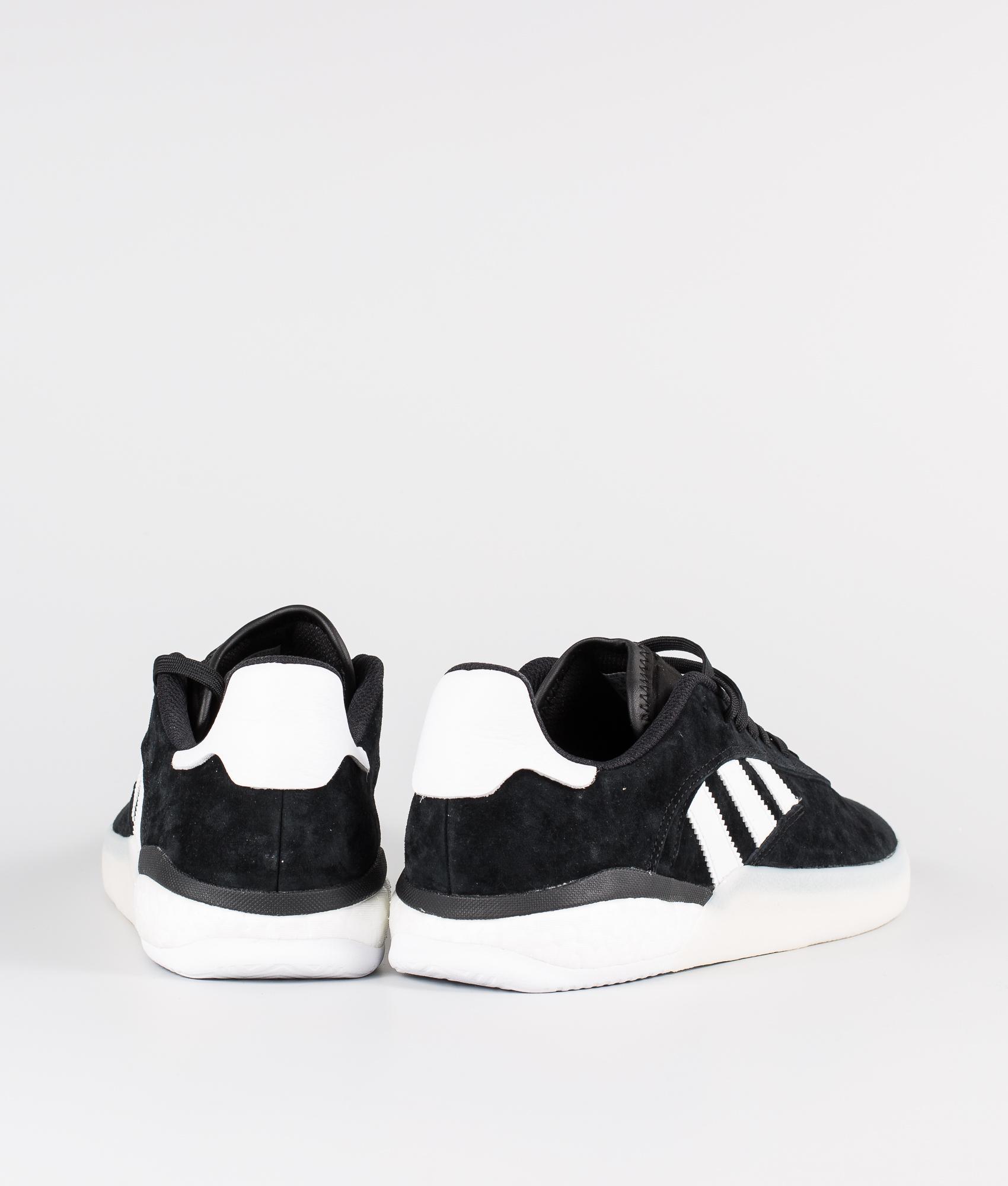 Adidas Skateboarding 3St.004 Shoes Core BlackFtwr WhiteCore Black