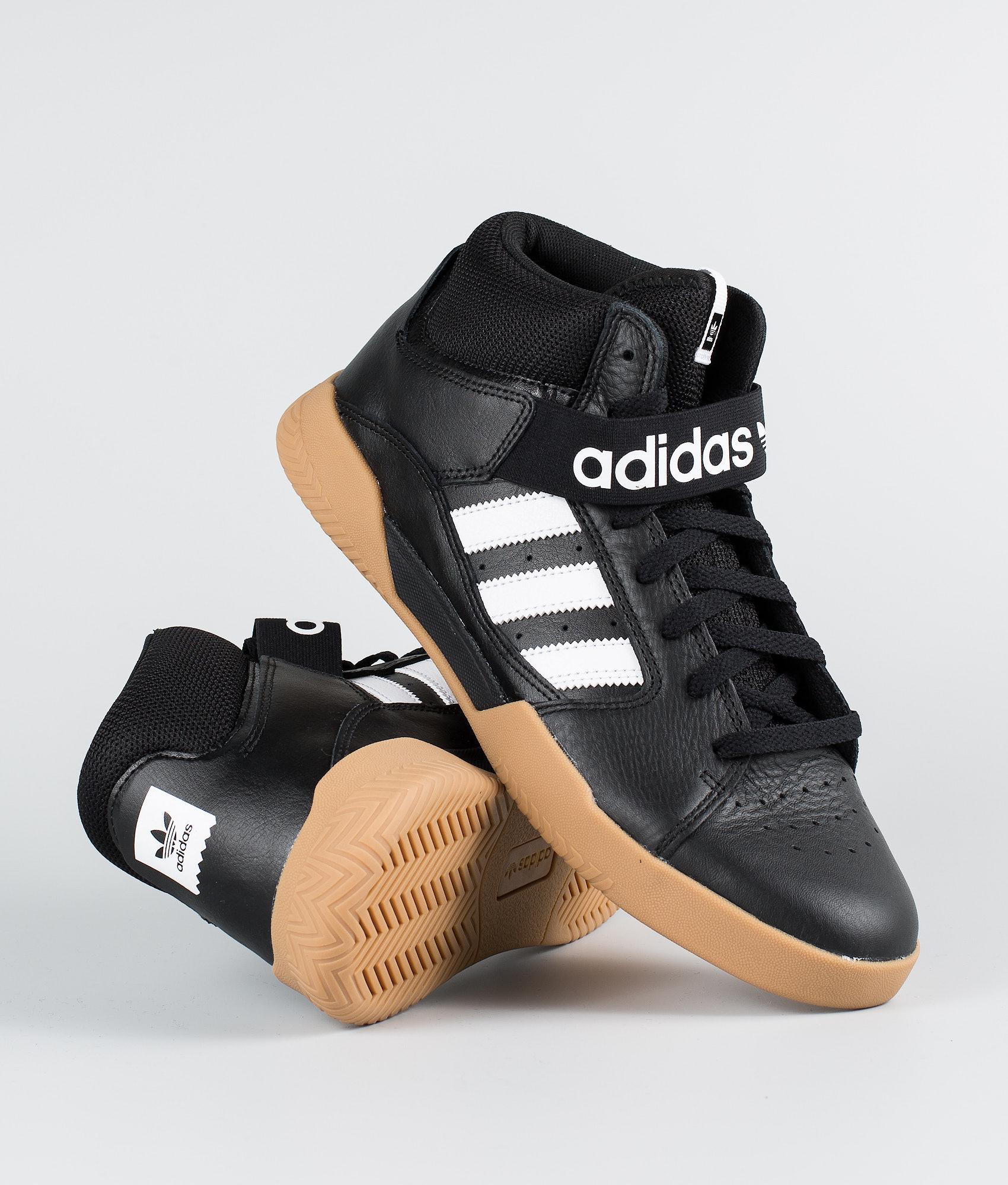 9f1e30dab819 Adidas Skateboarding Vrx Mid Shoes Black. Core Black Ftwr White Gum4